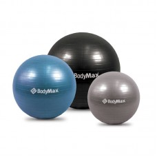Anti Burst Gym Ball - 55cm (Silver)