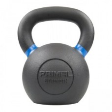 Primal Strength Rebel Commercial Fitness Premium Cast Kettlebell 40kg