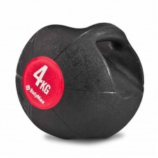 4 Kg Double Handle Medicine Ball
