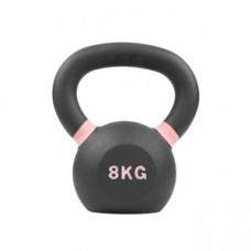 Primal Strength Rebel Commercial Fitness Premium Cast Kettlebells 8kg