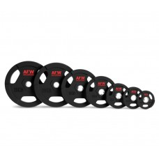 AFW Rubber Olympic 1.25kg Disc