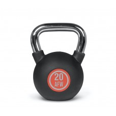 AFW 20kg Chrome Handle Kettlebell