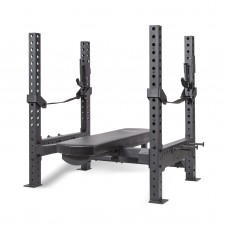Primal Strength Olympic Safety Bench