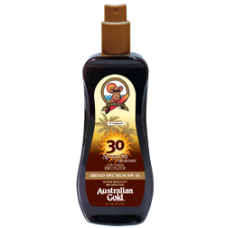 SPF 30 - Spray Gel with Bronzer  - 237ml