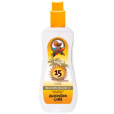 SPF 15 - Regular Spray Gel  - 237ml