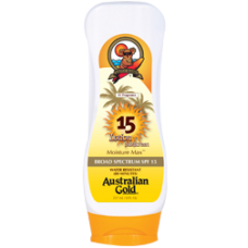 SPF 15 Lotion - Inverted Bottle - 237ml