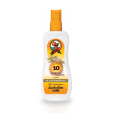 SPF 10 - Regular Spray Gel  - 237ml