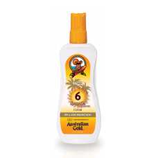 SPF 6 - Regular Spray Gel  - 237ml