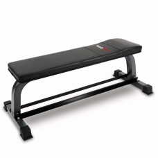 Bodymax CF302 Flat Bench with Dumbell Rack