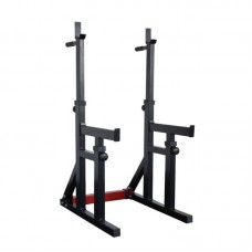 Bodymax CF 415 Squat and Dip Rack with Spotter Catchers