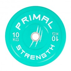 Primal Strength Rebel Commercial Fitness Elite Colour Bumpers 10kg