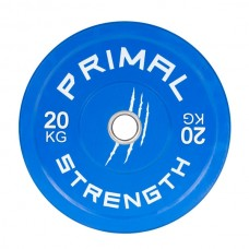 Primal Strength Rebel Commercial Fitness Elite Colour Bumpers 20kg
