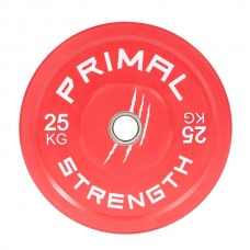 Primal Strength Rebel Commercial Fitness Elite Colour Bumpers 25kg